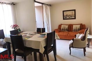 Apartamento en Cerro Nutibara, Belen - 79mt, tres alcobas, balcon