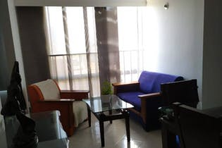 Apartamento en Castropol, Poblado - 64mt, tres alcobas, balcon