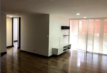 Apartamento en Envigado, Loma de Cumbres - 86mt, tres alcobas, balcon