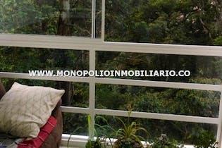 Apartamento en María Auxiliadora-Sabaneta, con 3 habitaciones - 52 mt2.