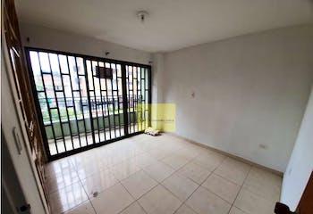 Apartamento en Cuarta Brigada-El Estadio, con 4 Alcobas - 126 mt2.