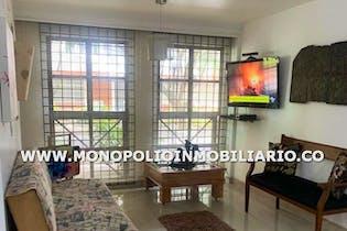 Apartamento en Laureles, Laureles - 90mt, dos alcobas, patio