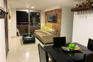 Apartamento en Cuarta Brigada, Estadio - 84mt, tres alcobas, balcon