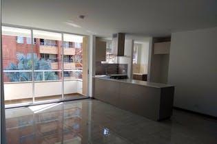 Apartamento en Almendros, Belen - 83mt, tres alcobas, balcon