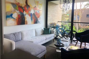 Apartaestudio en Alto de las Palmas, Envigado - 75mt, una alcoba, balcon