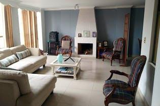 Apartamento en Cedro Golf, Cedritos - 111mt, tres alcobas, chimenea