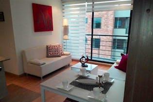 Apartamento en Chia, Chia - 57mt, dos alcobas, balcon