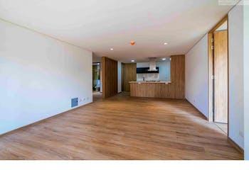 Apartamento en La Tomatera, Poblado - 111mt, dos alcobas, balcon