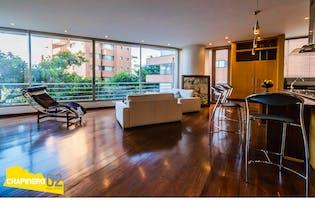 Apartamento en Rosales, Chico - 183mt, tres alcobas, balcon