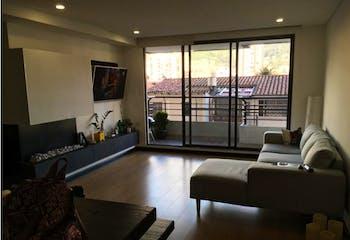 Apartamento en Cedritos, Cedritos - 89mt, dos alcobas, balcon