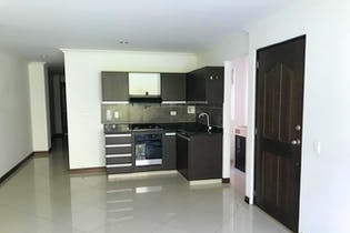 Apartamento en Belen, Rosales - 73mt, tres alcobas, balcon