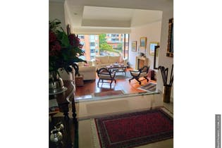 Apartamento en Bosque de Pinos, Usaquen - 208mt, tres alcobas, chimenea