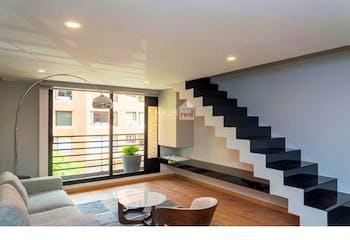 Apartamento en venta en Rosales de 74m² con Bbq...