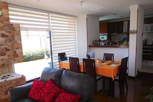 Casa En Cajica Cajica, 155 mts2-3 Habitaciones,Patio