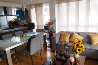 Apartamento En Santa Bárbara,Santa Paula, 106 mts2-3 Habitaciones