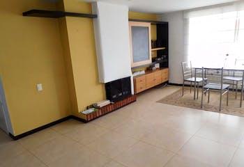 Apartamento en Escuela Militar, Barrios Unidos, 3 Habitaciones- 94m2.