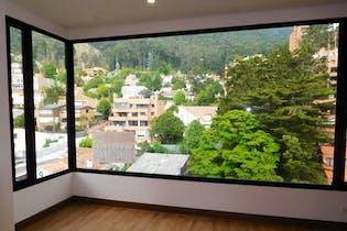 Apartamento En El Refugio, Chicó, 3 Habitaciones- 124m2.