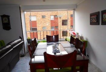 Apartamento En Barrio Modelia, Modelia, 3 Habitaciones- 64m2.