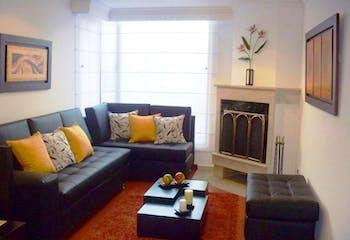 Apartamento En San Patricio, Santa Bárbara, 1 Habitación- 55m2.
