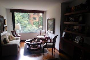 Apartamento En Bosque Medina, Usaquén, 3 Habitaciones- 222m2.