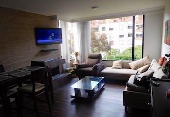 Apartamento En Barrio La Carolina, Carolina, 3 Habitaciones- 81m2.