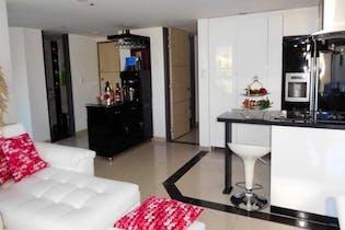 Apartamento En Castellana, Barrios Unidos, 3 Habitaciones- 103m2.