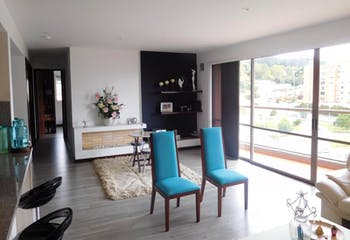 Apartamento en Ciudad Jardin Norte, Colina Campestre - 122mt, tres alcobas, balcon