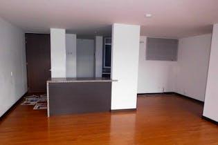 Apartamento en Santa Teresa, San Cristobal Norte - 87mt, tres alcobas, balcon