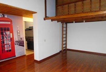 Apartamento en Contador, Cedritos - 72mt, dos alcobas