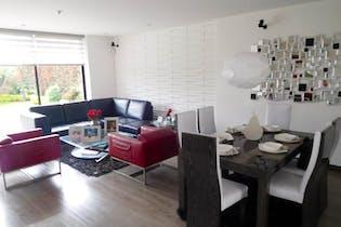 Casa En Cajica Cajica, Con 4 habitaciones-220mt2
