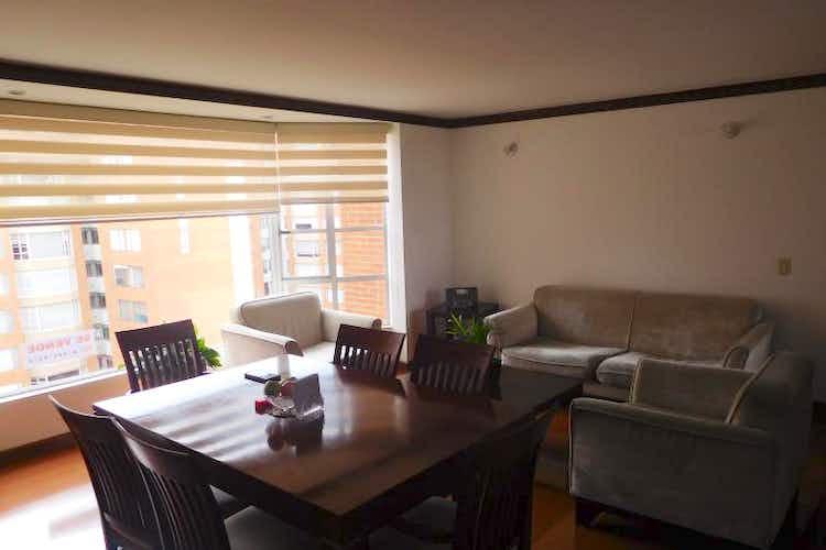 Portada Apartamento  En Bogota Salitre, Con 3 habitaciones-92mt2
