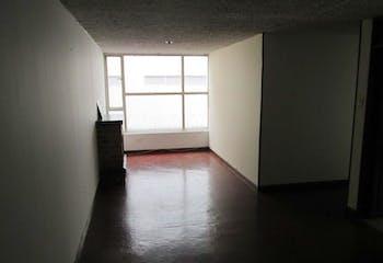 Apartamento en venta en Galerías, 61m²