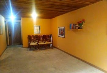 Apartaestudio En Bogota La Carolina-Usaquén, Con 1 habitación-61mt2
