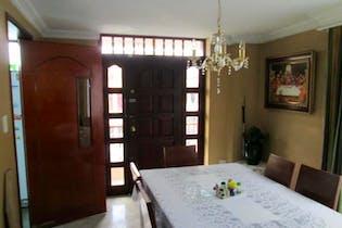 Casa En Bogota Normandia, Con 3 habitaciones-126mt2