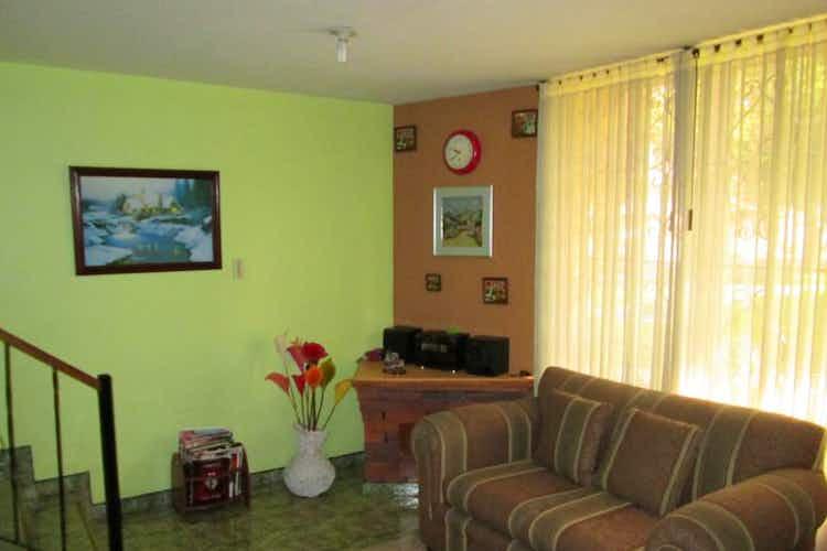 Portada Casa En Bogota Normandia, Con 3 habitaciones-124mt2