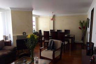 Apartamento En Bogota Quinta Paredes, Con 3 habitaciones-122mt2