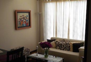 Apartamento En Bogota Ciudadela Colsubsidio, Con 3 habitaciones-92mt2