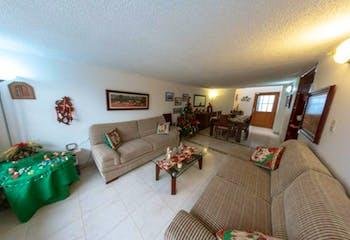 Casa En Bogota Bonanza, Con 6 habitaciones-245mt2