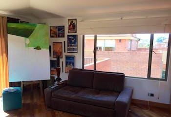 Casa En En Bogota El Rosal, Con 4 habitaciones-182mt2
