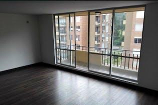 Apartamento En Casco Urbano Madrid-Madrid, con 3 Alcobas - 104 mt2.