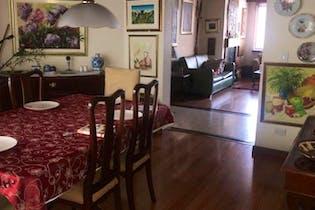 Apartamento En Rincón del Chicó-Chicó, con 4 Alcobas - 119.5