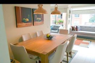 Apartamento En Puente Largo-Pasadena, con 3 Habitaciones - 101.6 mt2.