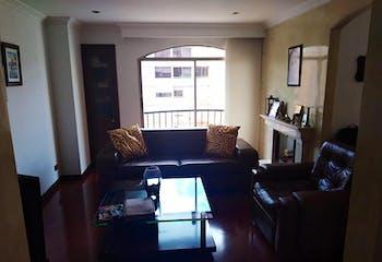 Apartamento en Cedritos, Cedritos - 137mt. tres alcobas