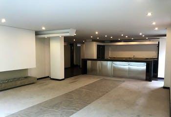Apartamento en Chico Reservado, Chico - 200mt, tres alcobas, chimenea