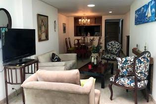 Apartamento en Santa Barbara Central, Santa Barbara - 135mt, tres alcobas, terraza