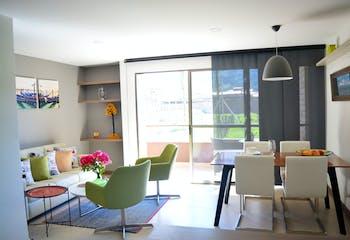 Valle Central, Apartamentos en venta en La Cruz de 65-79m²