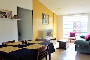Apartamento en El tintal-Barrio El Tintal, 57,08 mts2-3 Habitaciones