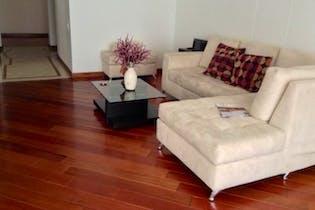 Apartamento en Chico III-Rincón del Chicó, 124 mts2-3 Habitaciones