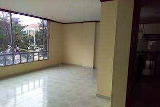 Apartamento en Cedritos, Caobos Salazar, 3 Habitaciones-98 mts2-