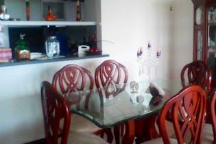 Apartamento en Santa Cecilia, Modelia, 3 Habitaciones- 121m2.